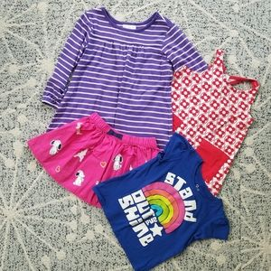Mixed size 3/3T Bundle - Hanna Andersson